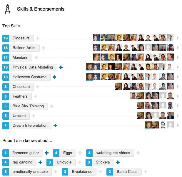 A Guide to Linkedin Endorsements