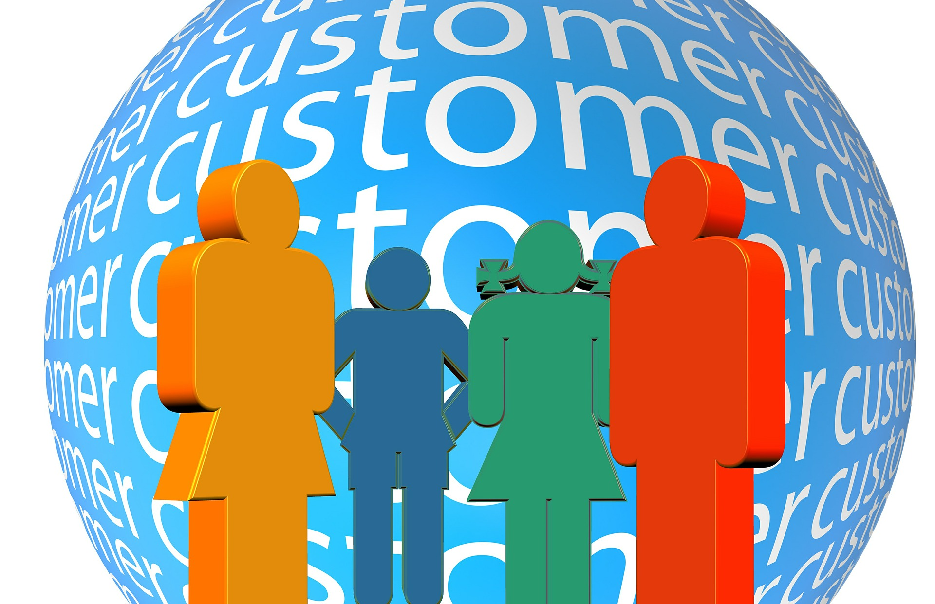 CRM is about putting the customer first.