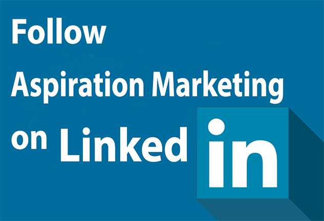 Aspiration Marketing on LinkedIn